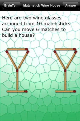 Brain Teasers! World's Best Logic Puzzles and Riddles screenshot-0