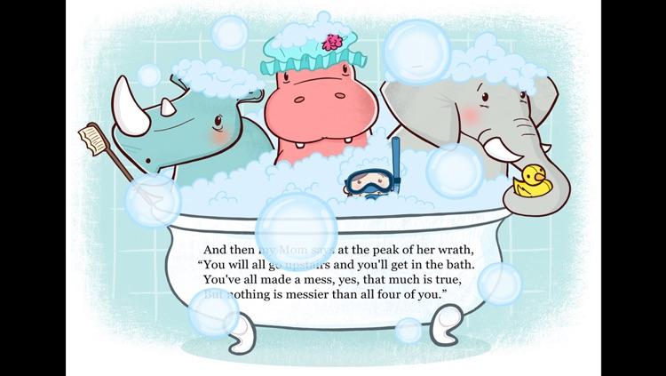 The Hippo, the Rhino, the Elephant and Me screenshot-4