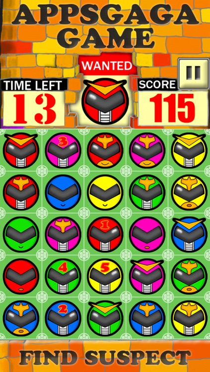 Find Suspect-Superman Version screenshot-3