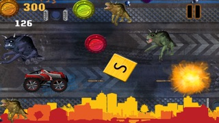 Abaiser Monster Trucks Vs Zombies: Words War Racing Game-3