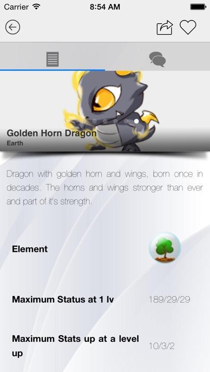Breeding Guide for Dragon Village