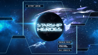 Starship Heroes : Battle for Mars Space edition