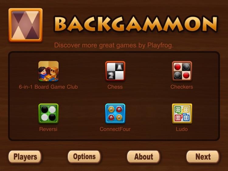 Backgammon - Board Game Club HD screenshot-3