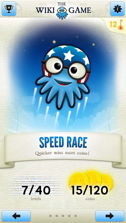 The Wiki Game - A Wikipedia Game of Racing and Exploring!