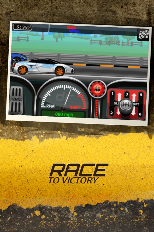 Drag Racer: Pro Tuner screenshot-4