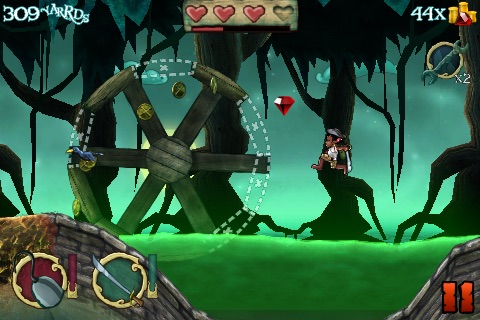 Wheeler's Treasure screenshot-4