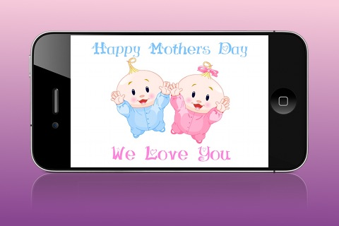 Mother's Day Card Creator - Lite screenshot-0