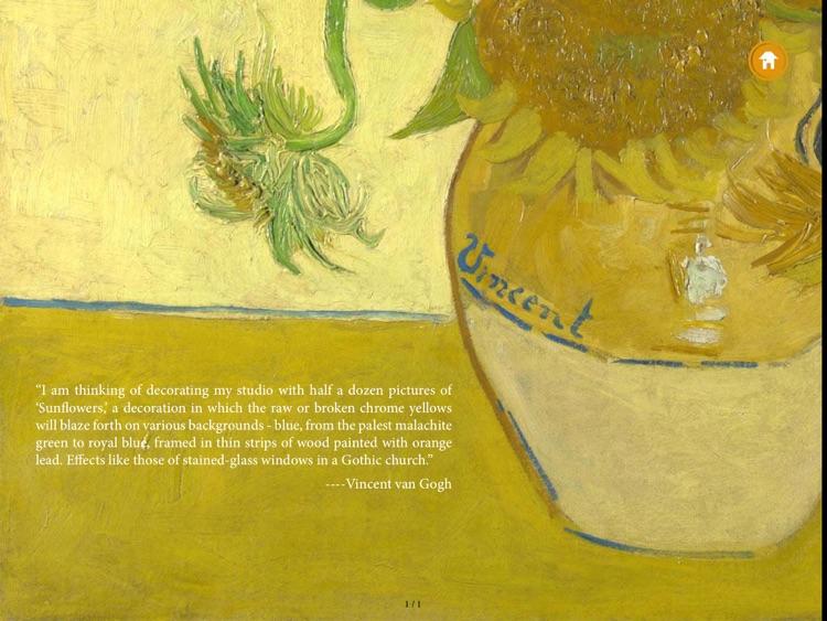 Van Gogh: Painted With Words screenshot-4