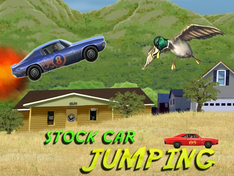 Abbeville Redneck Duck Chase HD - Free Turbo Car Racing Game screenshot-4