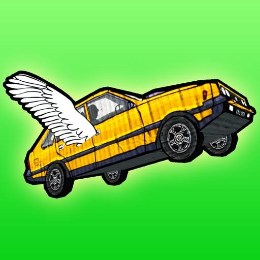 Flappy Cars 3D