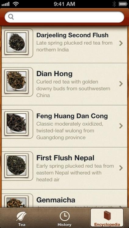 Tea screenshot-1