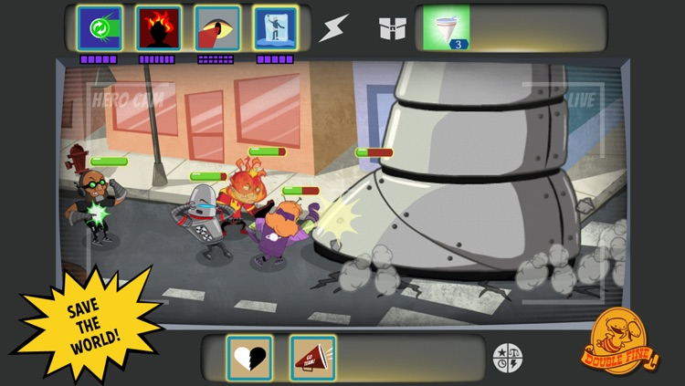 Middle Manager of Justice screenshot-4