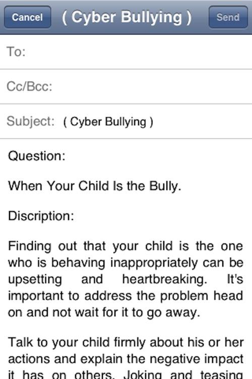 Cyber Bullying screenshot-4