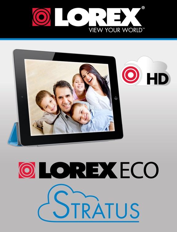 Lorex Eco Stratus HD