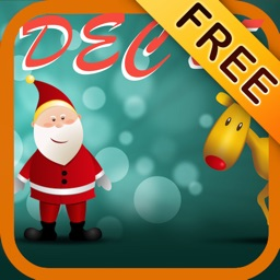 Christmas Countdown Free - Badge
