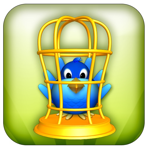 Bird In Cage: 90 Levels Pack icon