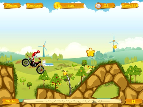 Screenshot #6 pour Moto Race