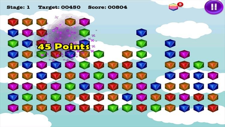 Bubble Cube Pop Mania screenshot-4