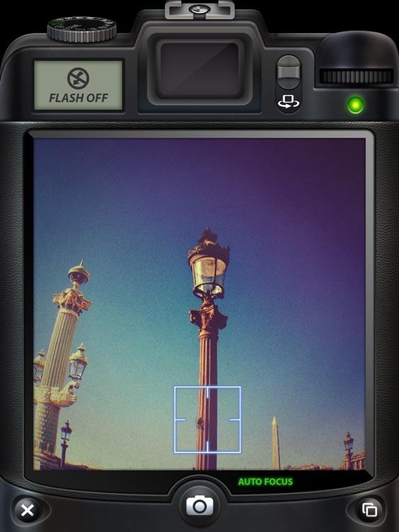 Camera FX for iPad
