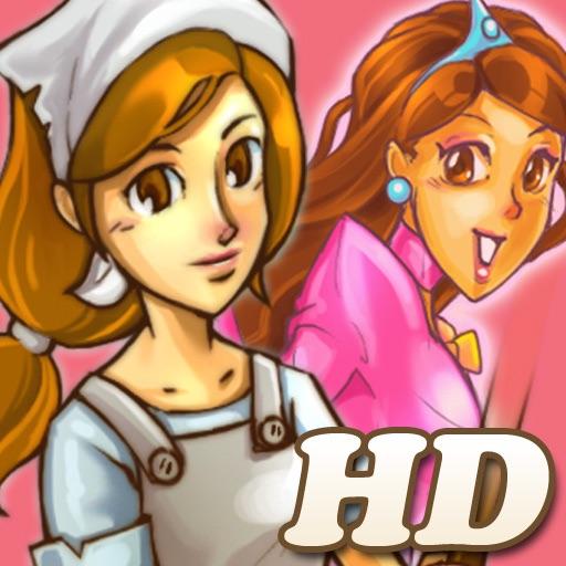 Cinderella Puzzle Book HD