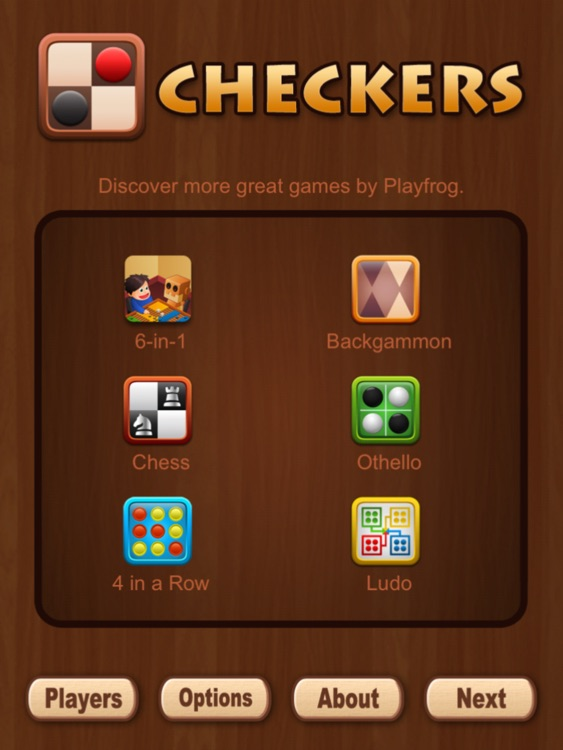 Checkers - Board Game Club HD screenshot-3