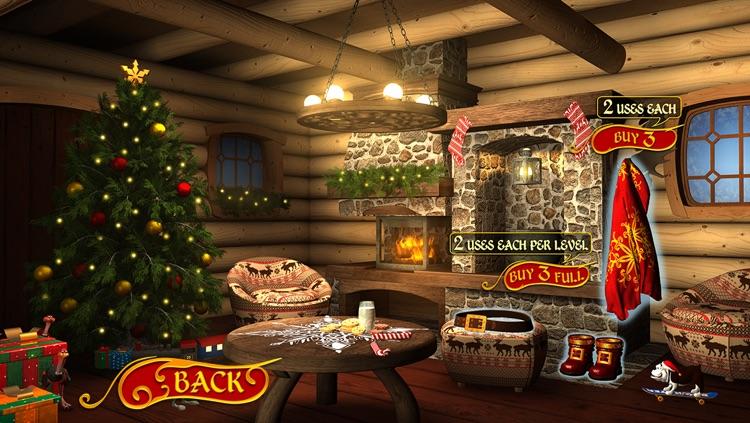 Santa's Reindeer Hunt - Mega 3D Christmas Maze screenshot-4