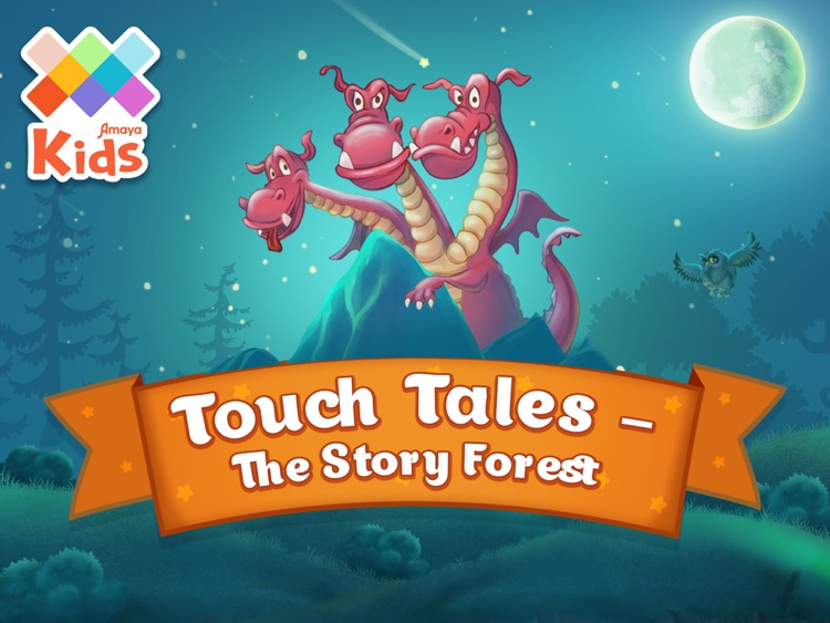 Touch Tales - The Story Forest