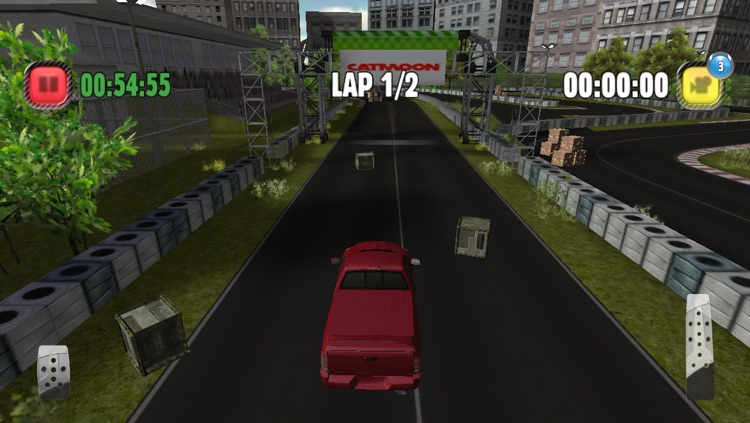 Track Runner - American Muscle Cars screenshot-4