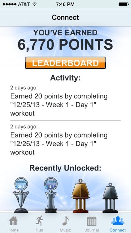 Hal Higdon 1/2 Marathon Training Program - Novice 1 screenshot-4