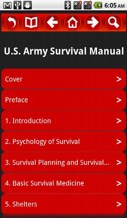 U.S. Survival Tools