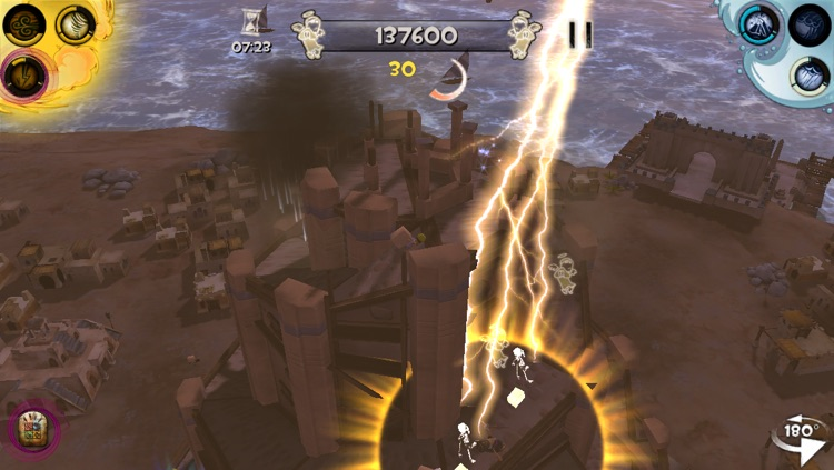 Babel Rising 3D screenshot-2