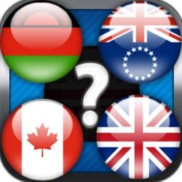 Flags World Trivia Game- Free Atlas Quiz Game