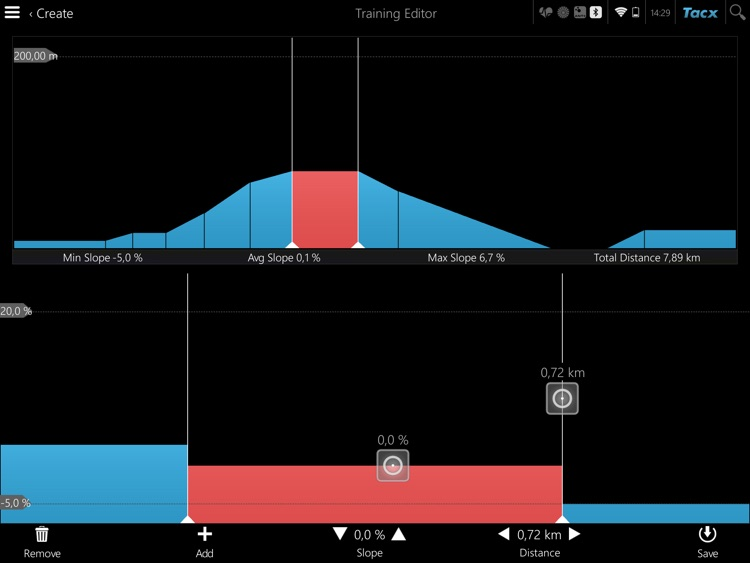 Tacx Cycling app screenshot-4
