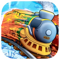 Train Town: Build & Explore