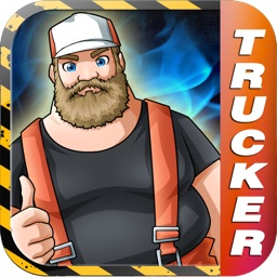 Drunk Trucker Joe 3D Truck Driving Race