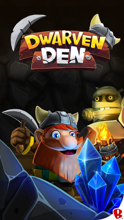 Dwarven Den™ - The Mining Puzzle Game screenshot-4