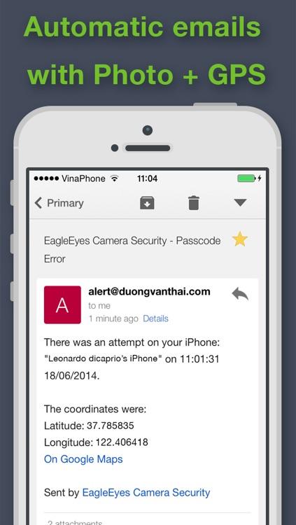 EagleEyes: Camera Security & Anti-Theft screenshot-3