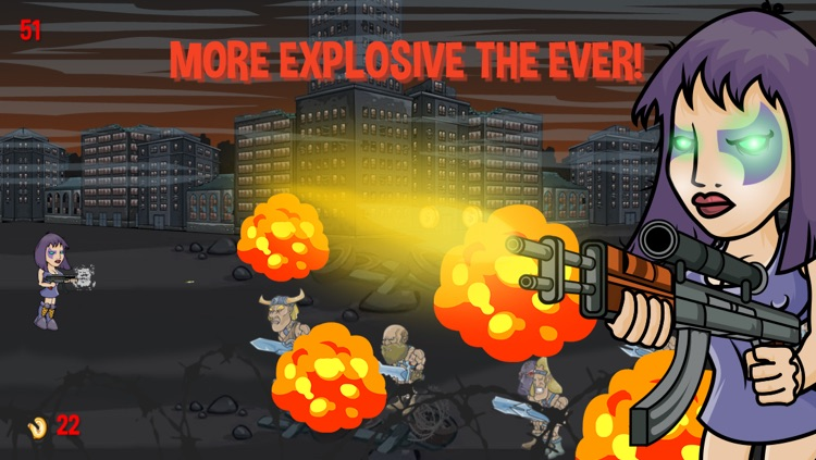 Bloody Mary Shooter 2 - Target, kill and destroy horde of darkness.