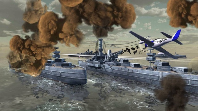 World Of Navy Ships Screenshot