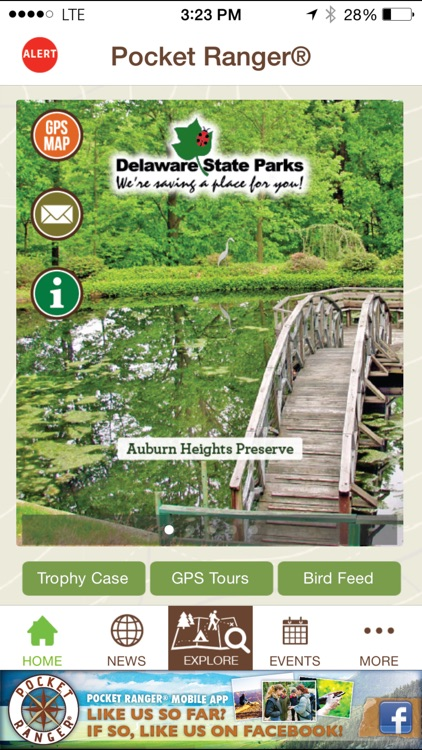 Delaware State Parks Guide- Pocket Ranger® screenshot-1