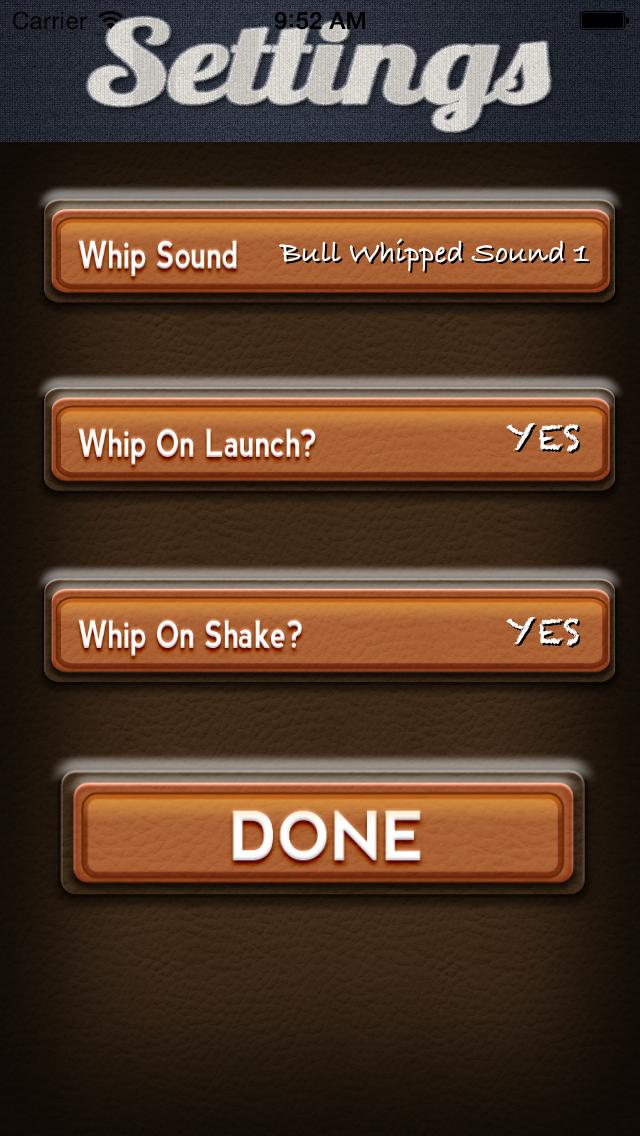 Bazinga! Big Bang Theory Edition Whip HD - App - Apps Town