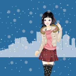 Dress Up Games - Frozen Girl Games