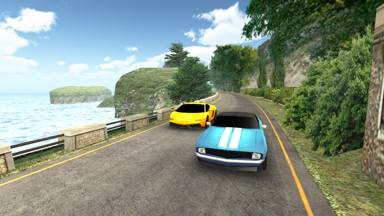 Fun Kid Drag Racing 3D screenshot-4