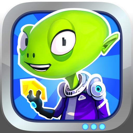 Galaxy Dash: Race to the Outer Run Review