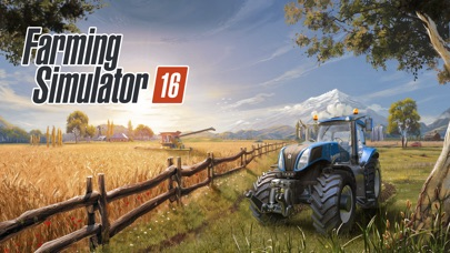 Farming Simulator 16 Screenshot