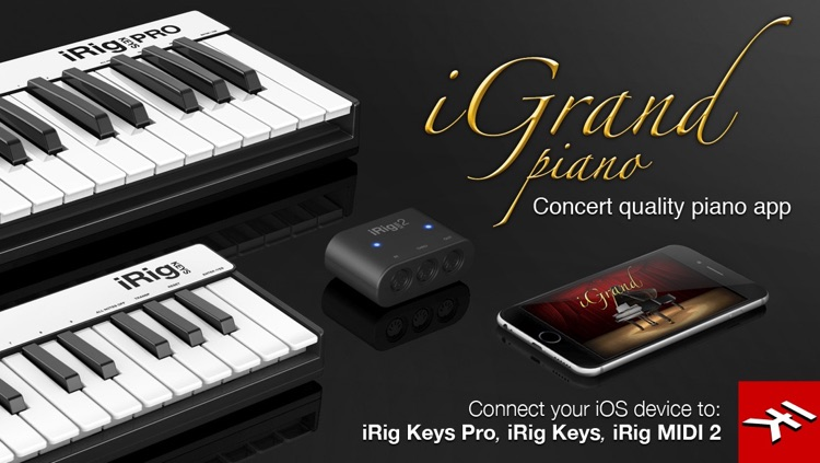 iGrand Piano screenshot-1
