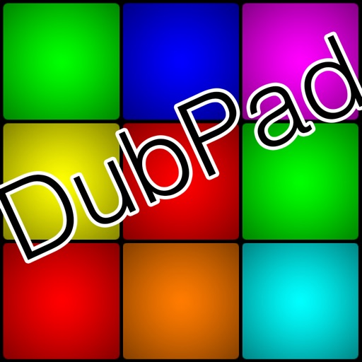 Dubstep DubPad Buttons