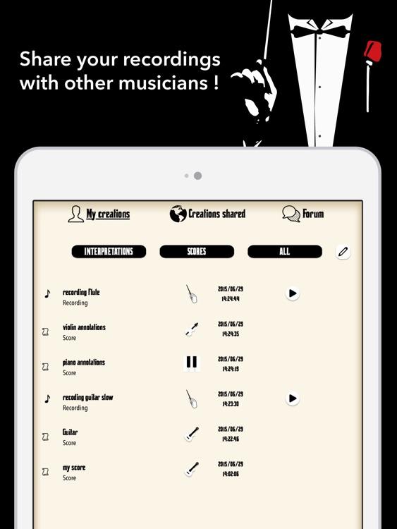 The Godfather (interactive sheet music) screenshot-3