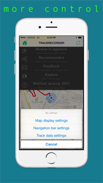 mobile Tracker - gps tracking