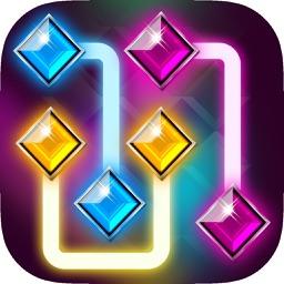 Super Jewels Maze! - Diamond Link Mania